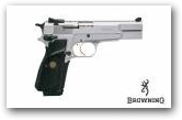 HP Siver Chrome cal 9mm P klik om te vergroten ->