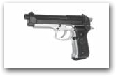 Soft Air pistool Beretta 92 FS Bicolor klik om te vergroten ->